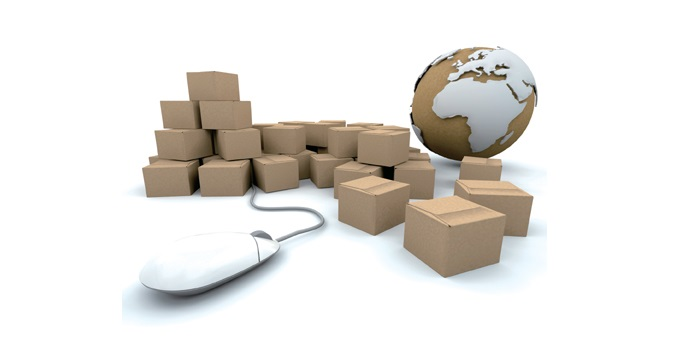 Image depicting global delivery